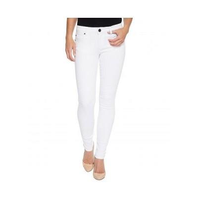 KUT from the Kloth カットフロムザクロス レディース 女性用 ファッション ジーンズ デニム Mia Toothpick Skinny in Optic White - Optic White