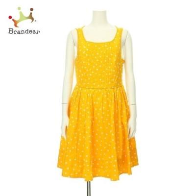 アンソロポロジー Anthropologie ドレス レディース 新品未使用 オレンジ系 カクテルドレス   スペシャル特価 20200718