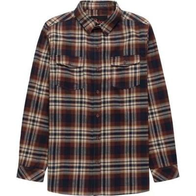 ストイック シャツ メンズ トップス Hobuck Flannel RU
