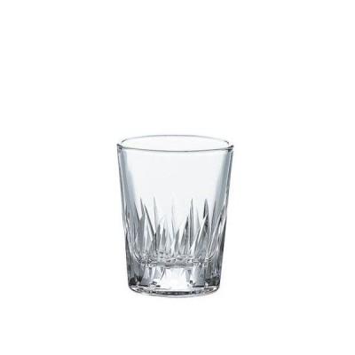 ショットグラス ナック・フェザーHS 60ml 東洋佐々木ガラス製