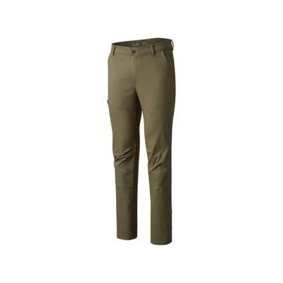 (取寄)マウンテンハードウェア ハードウェア AP パンツ - メンズ Mountain Hardwear Hardwear AP Pant - Men's Stone Green