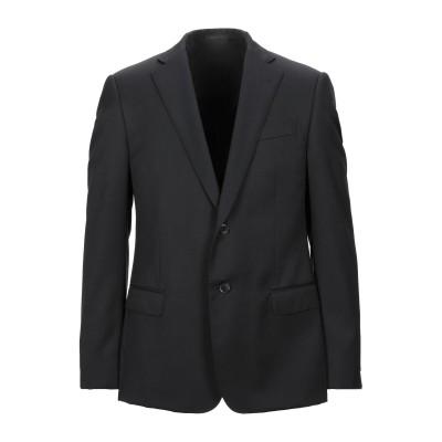 アルマーニ コレッツィオーニ ARMANI COLLEZIONI テーラードジャケット ブラック 50 バージンウール 100% テーラードジャケット