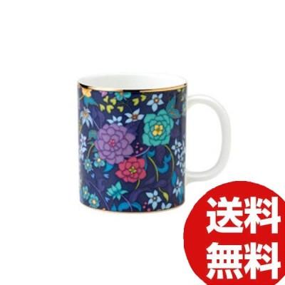 NIKKO ニッコー マグ 350cc  内藤新平 Blooming Blue 28218-3141