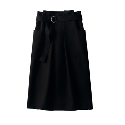BLANCE BW9501 サロンエプロン(男女兼用) 【業務用】コック服