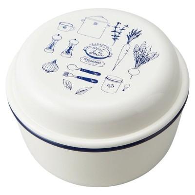 ランチボウル おしゃれ ( ラカルト ランチボウル ) 2段 弁当箱 家庭用 電子レンジ対応 家庭用 食洗機対応 シール蓋付 個箱・専用パッケージ入仕様 日本製