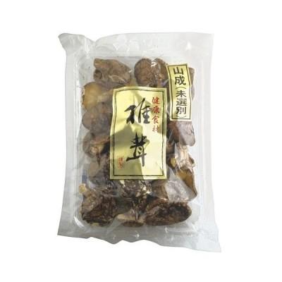 国内産乾燥椎茸(未選別)(90g)