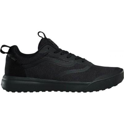 ヴァンズ Vans メンズ スニーカー シューズ・靴 Ultrarange Rapidweld Shoe Black/Black