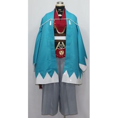 刀剣乱舞 和泉守兼定 コスチューム パーティー イベント コスプレ衣装CC-1440