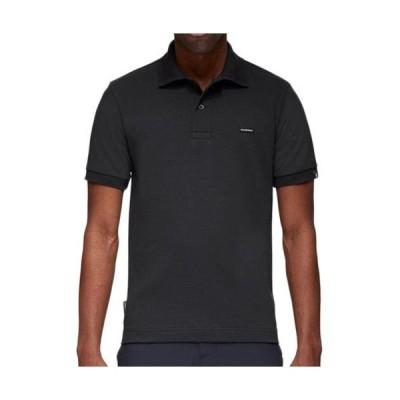 マムート(MAMMUT) メンズ マトリックス ポロシャツ MATRIX Polo Shirt AF ブラック 1017-00401 0001 アウトドアウェア カジュアル 半袖 トップス
