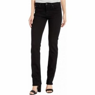 ハドソンジーンズ Hudson Jeans レディース ボトムス・パンツ Nico Mid-Rise Straight in Black Black