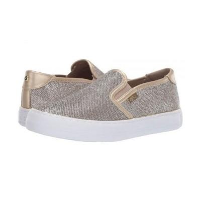 G by Guess ジーバイゲス レディース 女性用 シューズ 靴 スニーカー 運動靴 Gollys2 - Gold