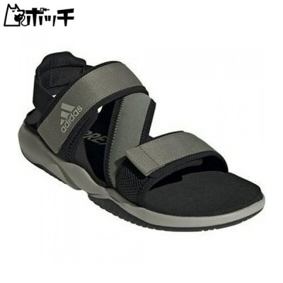 adidas アディダス サンダル テレックス ナインティーズ サンダル TERREX 90s SANDAL メンズ レガシーグリーン/コアブラック/セサミ FV0835