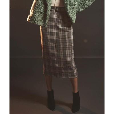 VICKY / ビッキー 【BOUFUH】タイトストレートスカート