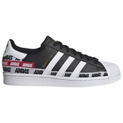 アディダス adidas Originals メンズ スニーカー シューズ・靴 Superstar Black/White/Gold