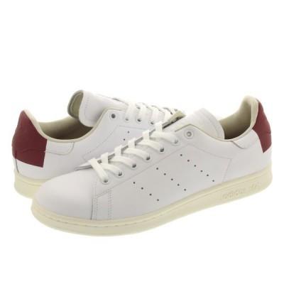 adidas STAN SMITH アディダス スタンスミス RUNNING WHITE/COLLEGIATE BURGUNDY/OFF WHITE ee5784