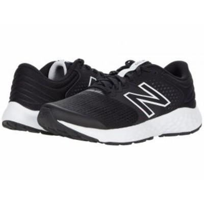 New Balance ニューバランス レディース 女性用 シューズ 靴 スニーカー 運動靴 520v7 Black/White【送料無料】