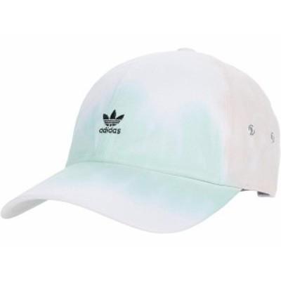 アディダス レディース 帽子 アクセサリー Originals Mini Logo Relaxed Cap Pink Pastel Was