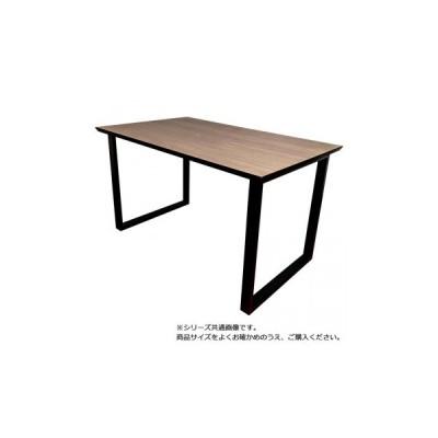 PULITO(プリート) 抗菌・抗ウィルス加工 ダイニングテーブル 幅120cm 口の字脚タイプ ウォルナット l 同梱・代引不可