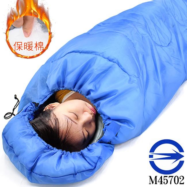 信封型保暖睡袋D229-0901四季通用成人帶帽睡袋.露營睡袋睡墊.全開式午睡午休睡袋.中空纖維旅行棉被.防風涼被子毯子