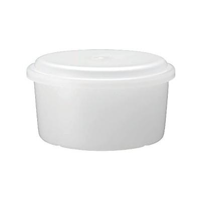 ドウシシャ 製氷カップ かき氷用 M4個セット HS-18M (ホワイト Mサイズ)