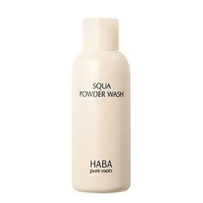 【ポイント10%】HABA スクワパウダーウォッシュ 80g<HABA/ハーバー(ハーバー研究所)>