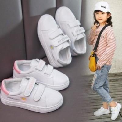 子供靴 女の子 おしゃれ シューズ キッズ ジュニア 女の子 可愛いカジュアル靴