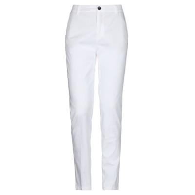 デパートメント 5 DEPARTMENT 5 パンツ ホワイト 27 コットン 97% / ポリウレタン 3% パンツ