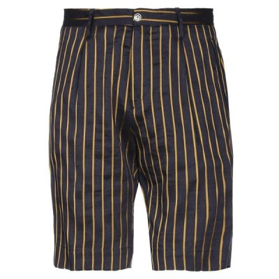 BRIGLIA 1949 ショートパンツ&バミューダパンツ  メンズファッション  ボトムス、パンツ  ショート、ハーフパンツ ダークブルー