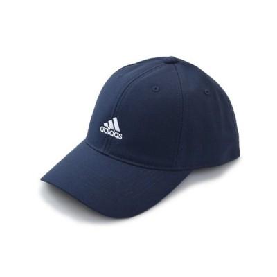 adidas アディダス キャップ 105-111005 カレッジネイビー 紺 メンズ レディース 男女兼用 紳士 婦人 帽子 洗える 吸汗速乾 UVケア ネット通販 春夏