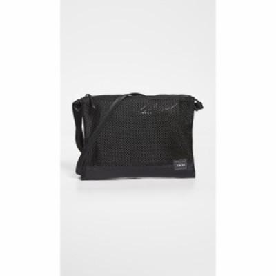 ポーター Porter メンズ ショルダーバッグ バッグ Screen Sacoche Bag Black