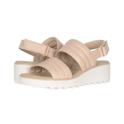 Clarks クラークス レディース 女性用 シューズ 靴 ヒール Jillian Flow - Blush Leather