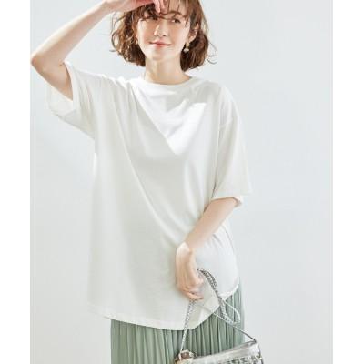 ロペピクニック/【ORGABITS】ラウンドTシャツ/ホワイト/38