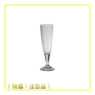 プラキラ(Plakira) シャンパングラス ゆらぎフルートグラス クリア 135ml 18 x 5.6 x 5 cm 割れないグラス トライタン