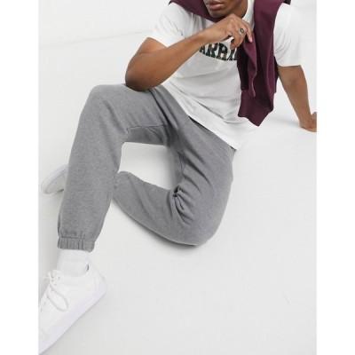 カーハート Carhartt WIP メンズ ジョガーパンツ ボトムス・パンツ pocket sweat pants in dark grey グレー