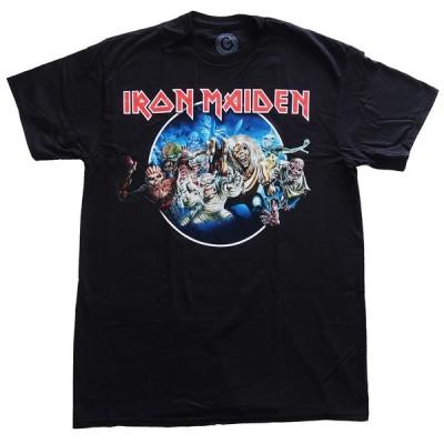 アイアン メイデン・IRON MAIDEN・WASTER YEARS CIRCLE Tシャツ・ バンドTシャツ
