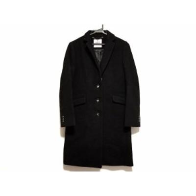 グリーンレーベルリラクシング green label relaxing コート サイズ36 S レディース - 黒 長袖/冬【中古】20201105