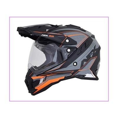 AFX FX-41 ヘルメット - アイガー L オレンジ 0110-5357