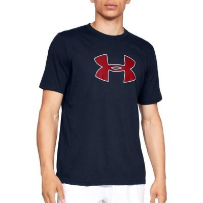 アンダーアーマー Under Armour メンズ Tシャツ トップス Big Logo Graphic T-Shirt Academy