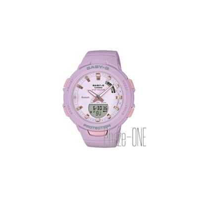 カシオ BABY-G  G-SQUAD デジアナ クォーツ 時計 レディース 腕時計 BSA-B100-4A2JF
