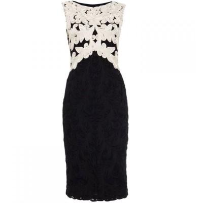 フェイズ エイト Phase Eight レディース ワンピース ワンピース・ドレス Countess Tapework Dress Black