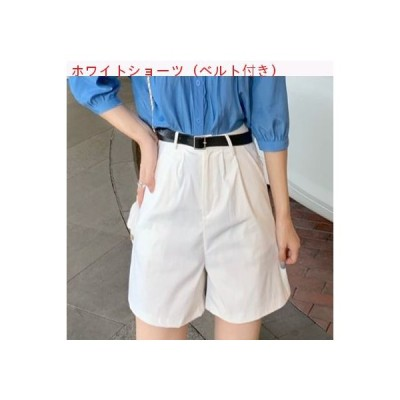 【送料無料】韓国風 夏 若くなる キクラゲなようなエッジ 襟 中袖 シャツ ルース 何でも似合う ス | 364331_A63375-2921621