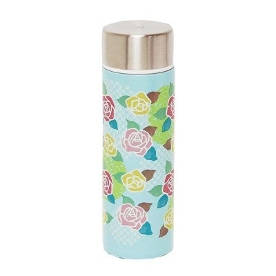 水筒・タンブラー 丸和貿易 ちょい飲みボトル 薔薇 400880406 150ml