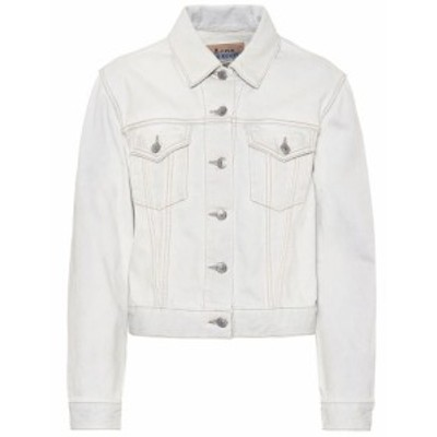 アクネ ストゥディオズ Acne Studios レディース ジャケット アウター Bla Konst cotton-denim jacket Pale Blue