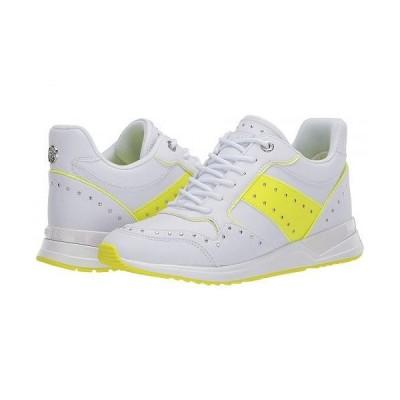 GUESS ゲス レディース 女性用 シューズ 靴 スニーカー 運動靴 Rejjy - Yellow