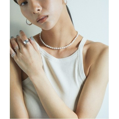 COMMON WARE / Taaii:PEARL NECKLACE パールネックレス WOMEN アクセサリー > ネックレス