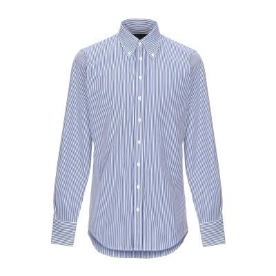 ディースクエアード DSQUARED2 シャツ ブルー 48 コットン 100% シャツ