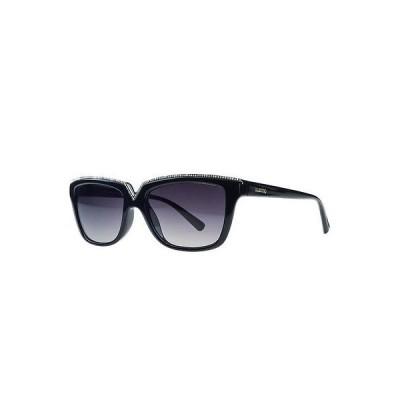 ユニセックス ファッション小物サングラスValentino V646/SR 001 ブラック Rectangular サングラス