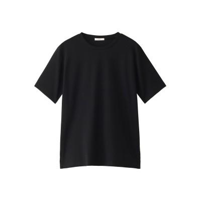 LE PHIL ル フィル パーフェクトTシャツ レディース ブラック F