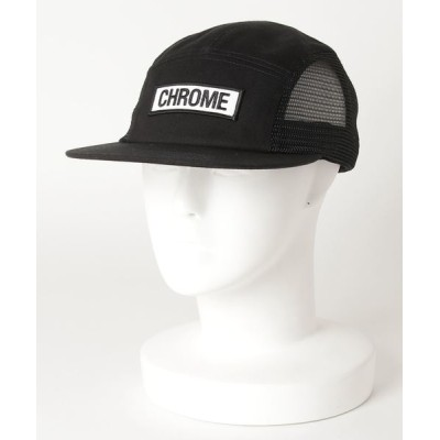 CHROME / SIDE MESH PATCH CAP / サイドメッシュパッチキャップ MEN 帽子 > キャップ