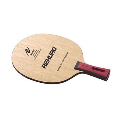 ニッタク(Nittaku) 卓球 ラケット レクロC ペンホルダー (中国式) 木材合板 NE-6693
